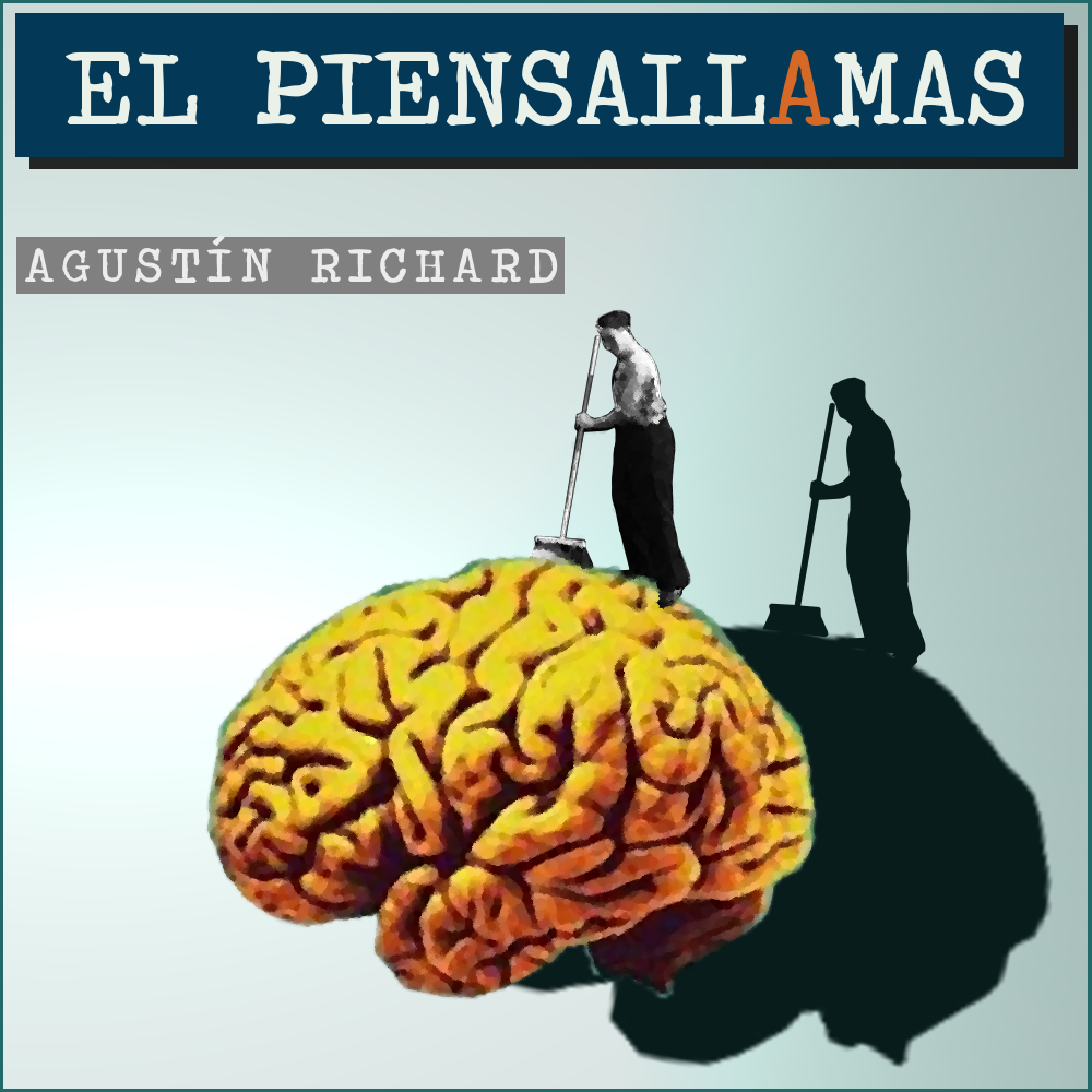 Agustin Richard - El Piensallamas