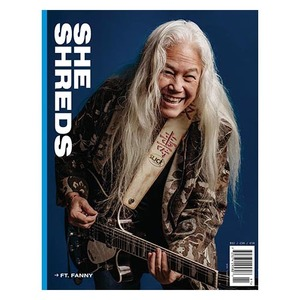 She Shreds Magazine - #17 & back issues