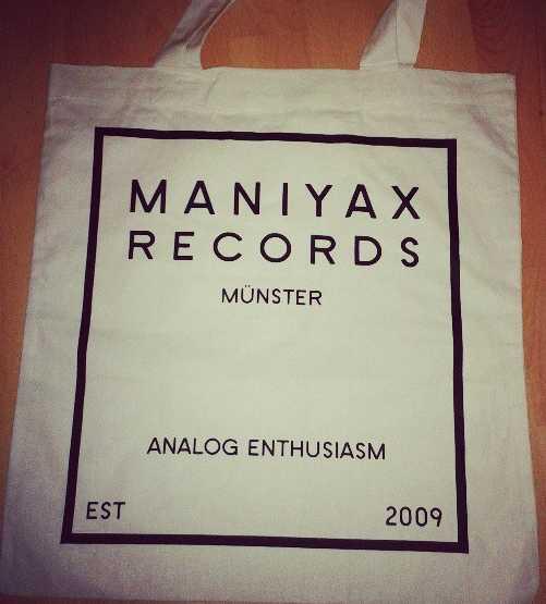Maniyax Tote Bag (Jutebeutel)