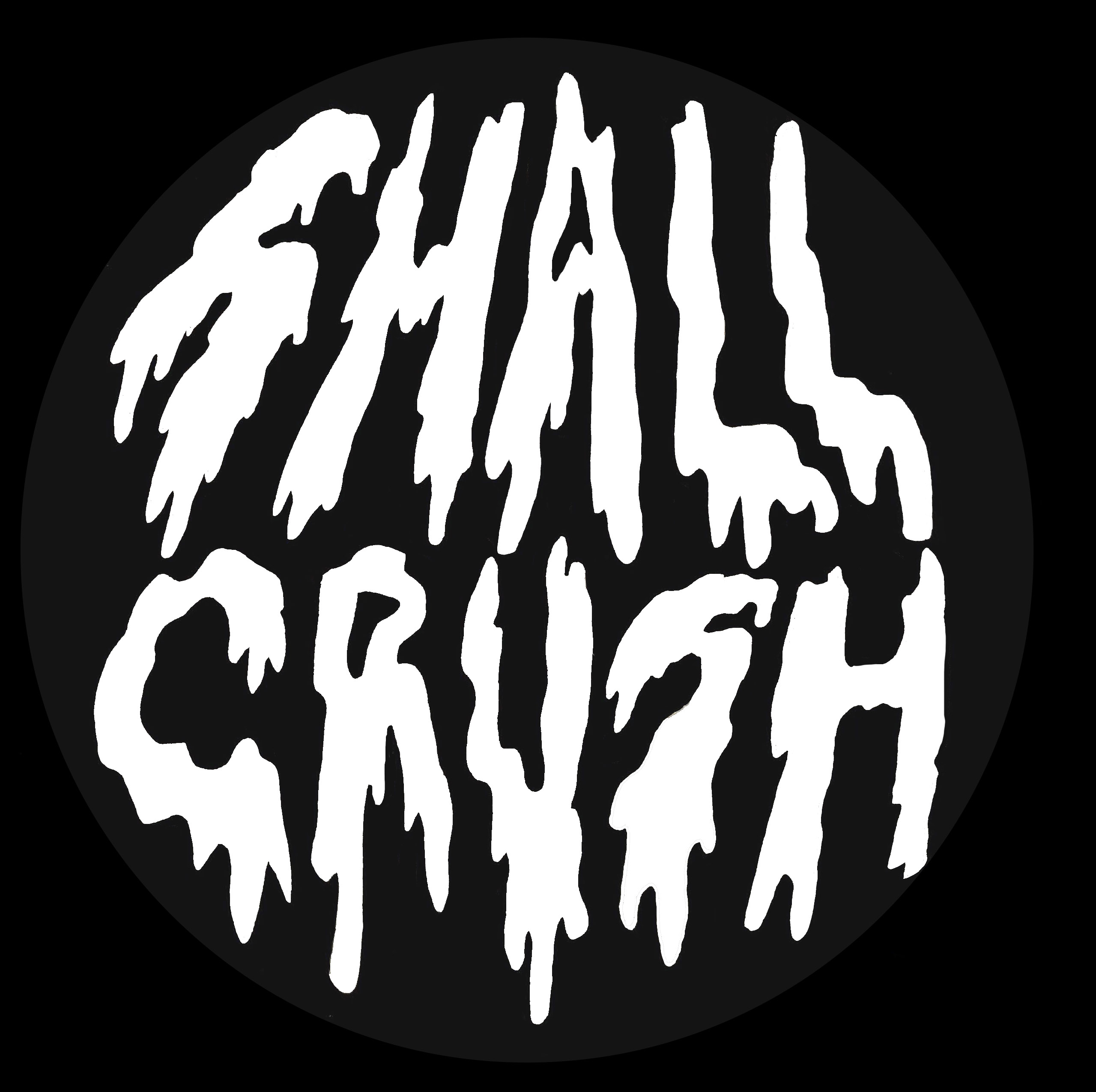 Small Crush Sticker