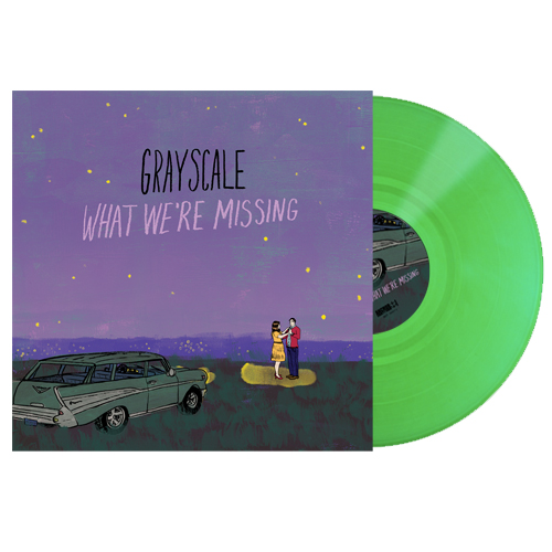 Grayscale - What We're Missing, Vinyl LP (NEON GREEN)