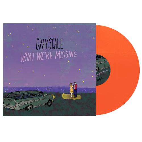 Grayscale - What We're Missing, Vinyl LP (NEON ORANGE)
