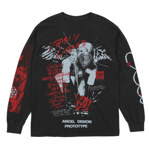 God Is Wild Tour Long Sleeve Tee