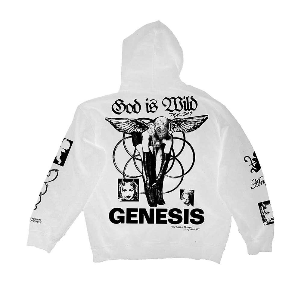 God Is Wild Tour Hoodie