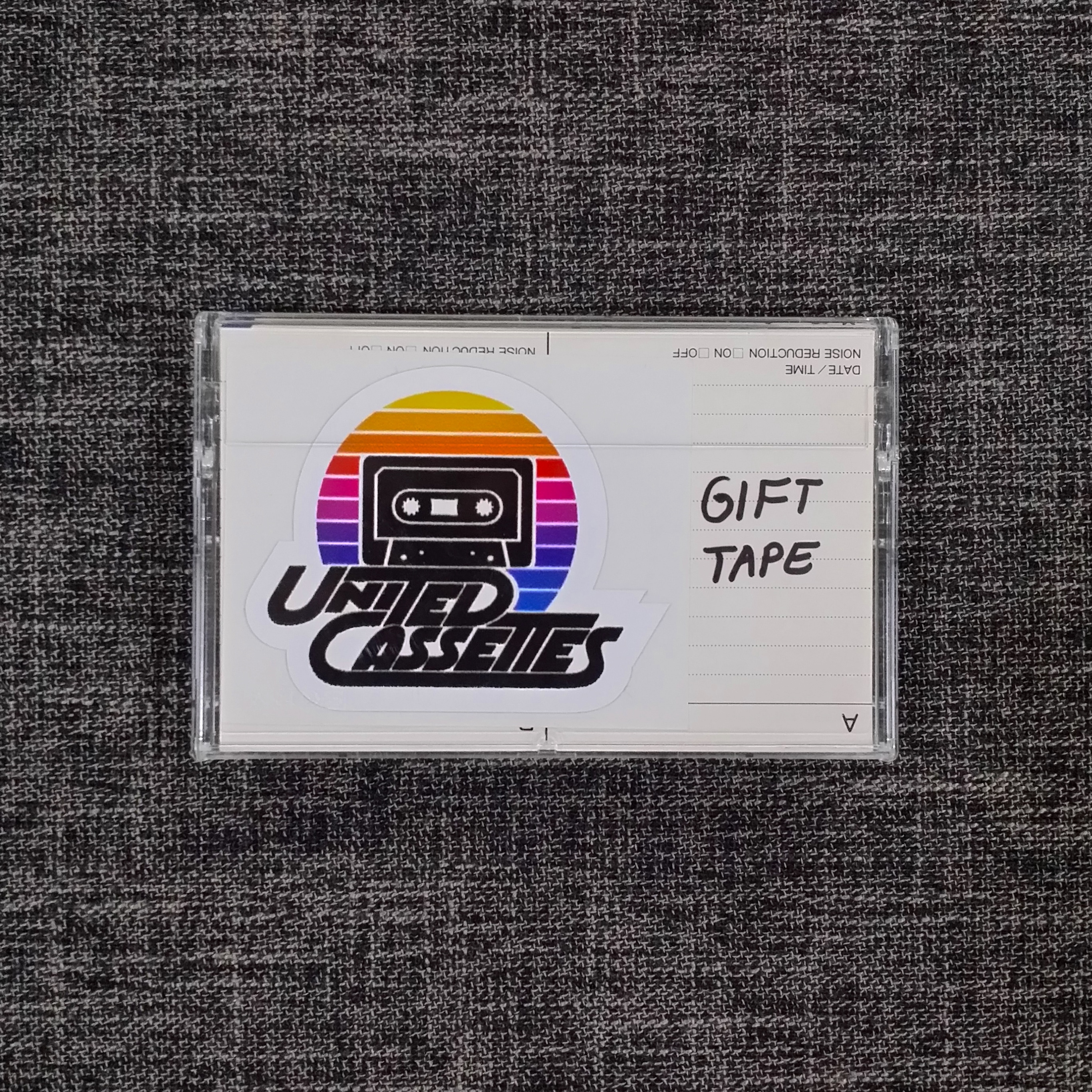 Gift Certificate (GIFT TAPE)