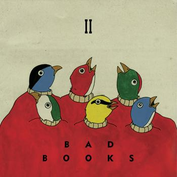 Bad Books II CD