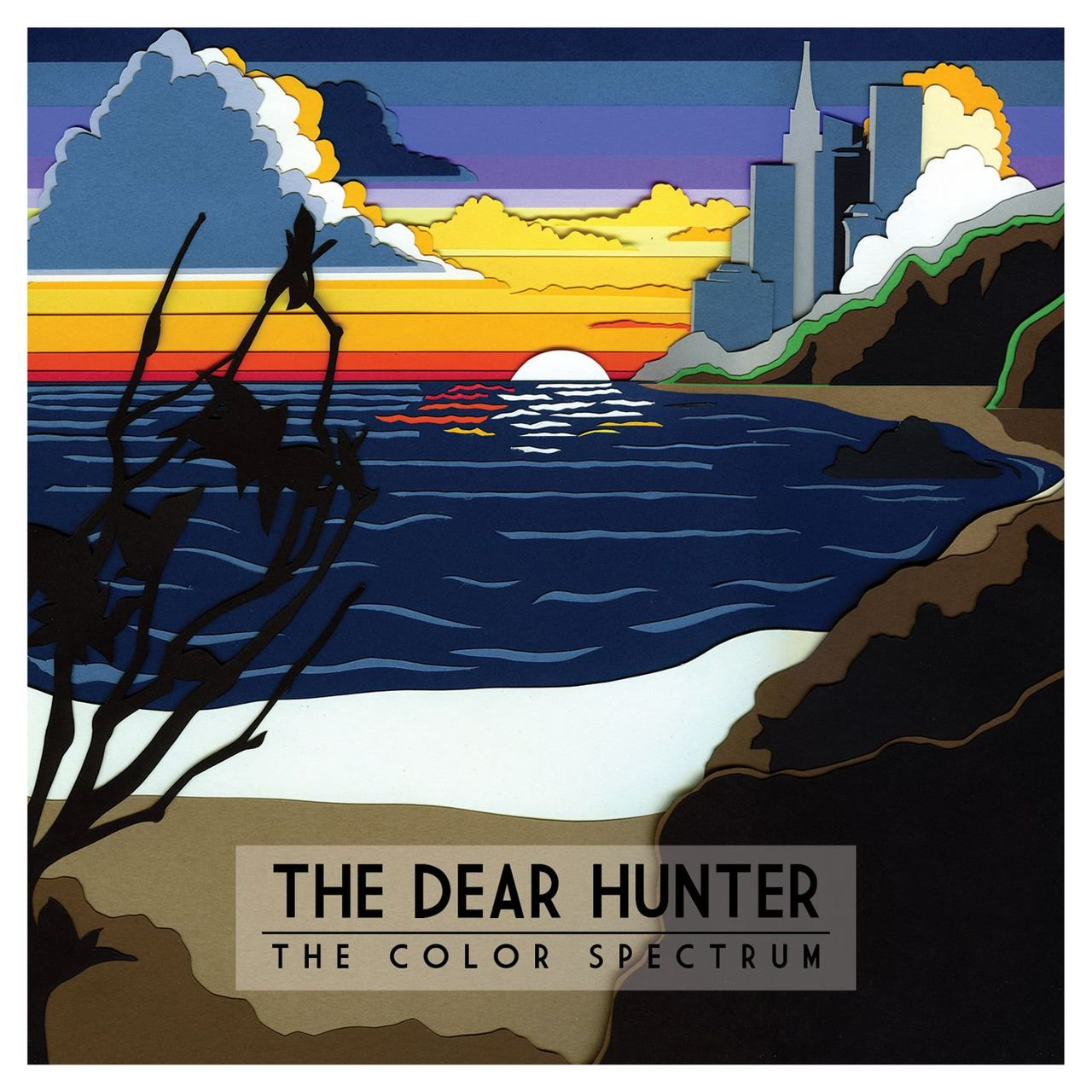 The Dear Hunter The Color Spectrum - CD