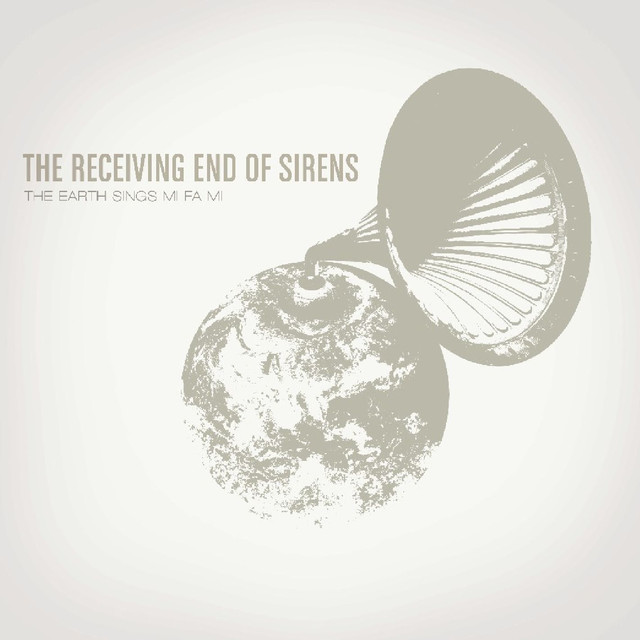 The Receiving End of Sirens The Earth Sings Mi Fa Mi - CD
