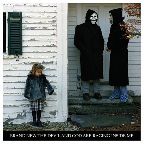 Brand New The Devil and God are Raging Inside Me Double Vinyl
