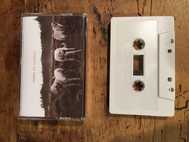 Foxing - The Albatross Cassette