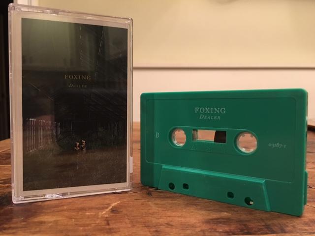 Foxing - Dealer Cassette