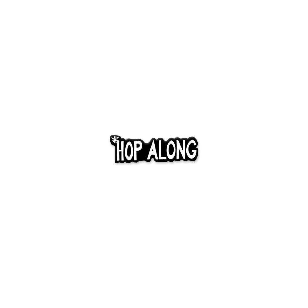 Hop Along Pin