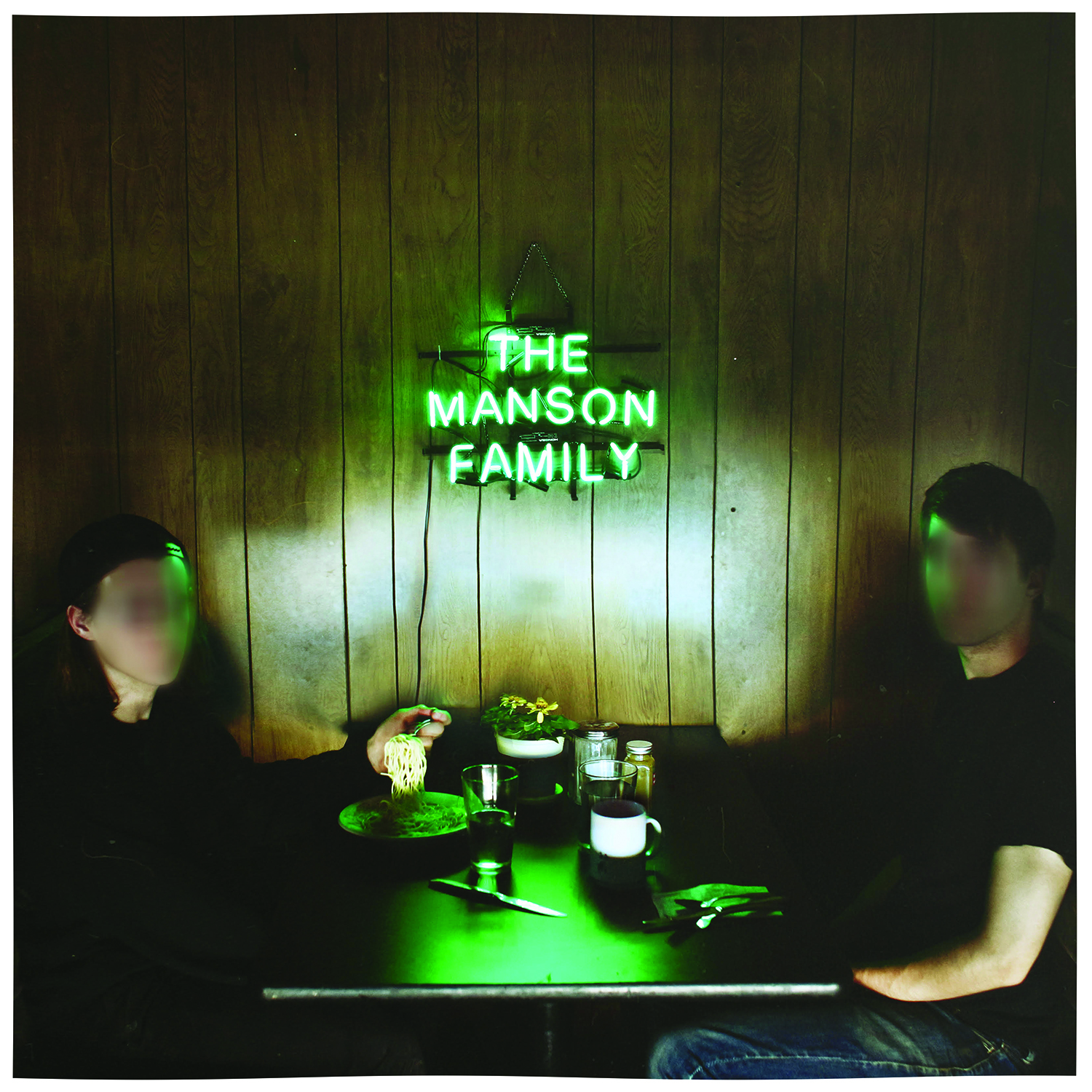 Heart Attack Man – The Manson Family Vinyl
