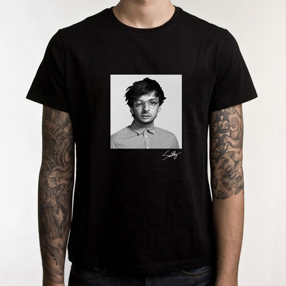 Smidley Black T-Shirt