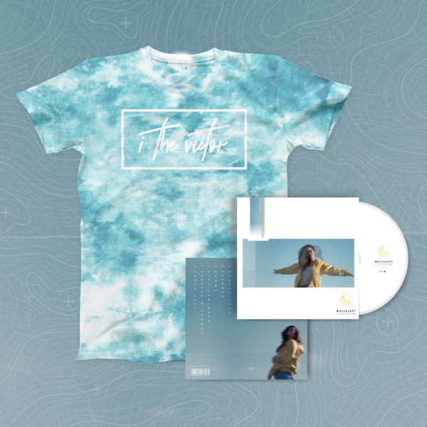 Wellslept Tie Dye Tee Bundle