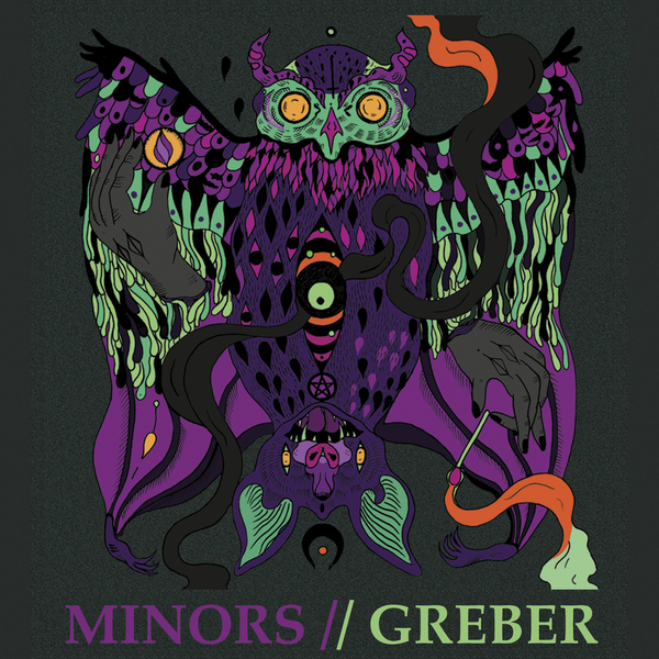 Minors / Greber - Split