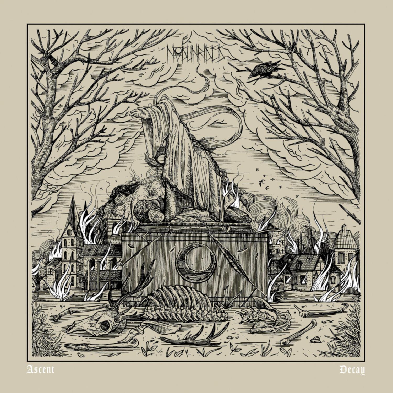 NO SUN RISES - ASCENT/DECAY LP