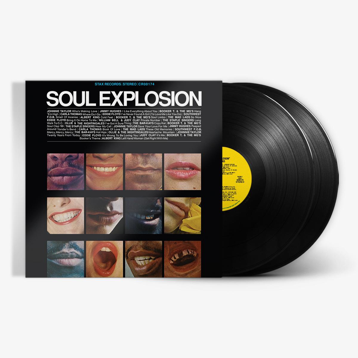 Various Artists - Soul Explosion (2-LP)