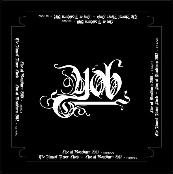Yob - Live At Roadburn 2010 and 2012 (4LP box vinyl)
