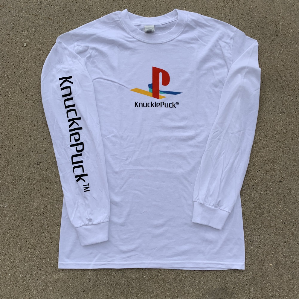 PlayStation Long Sleeve + FREE Mystery Tee
