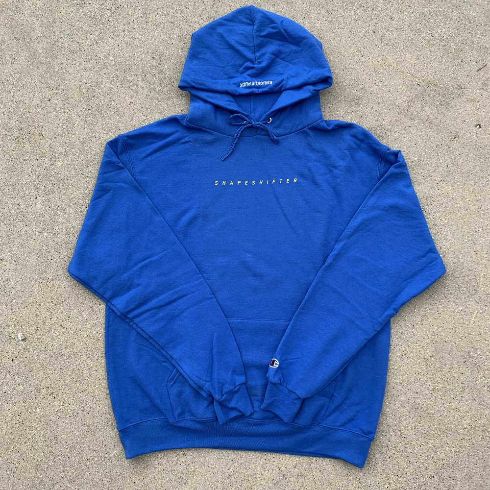 Shapeshifter Hoodie (blue)