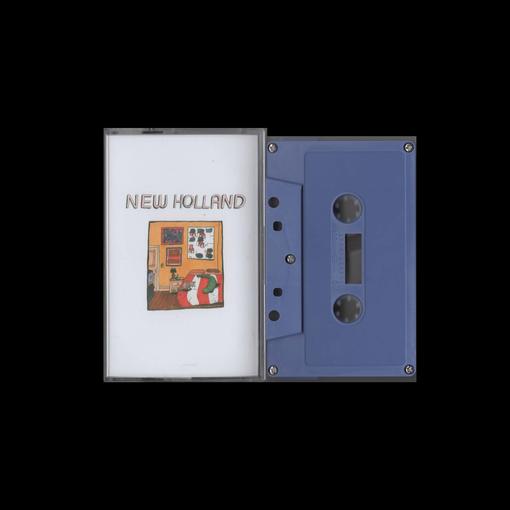 New Holland - Alligator (Backpack Records)