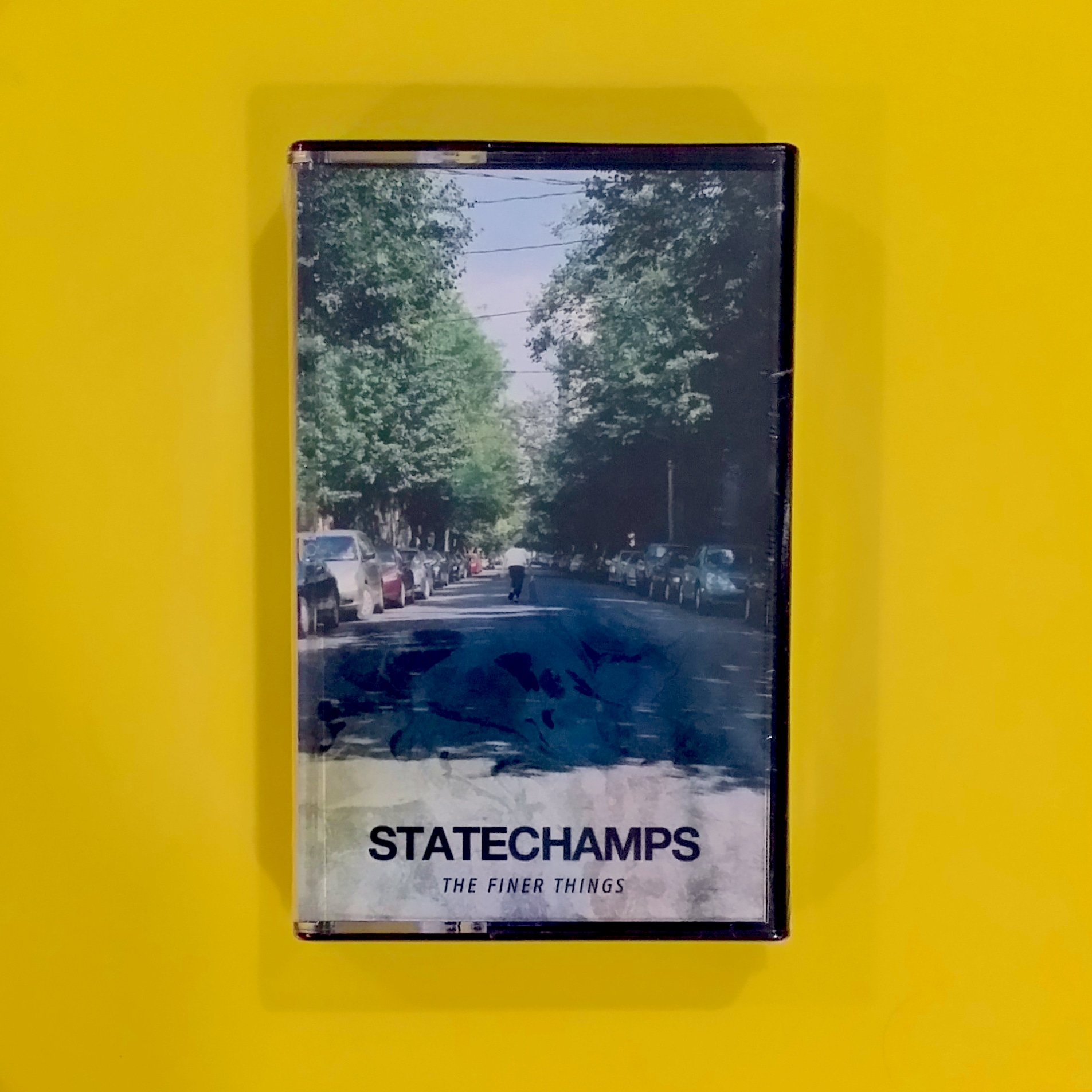State Champs - The Finer Things (Pure Noise Records)