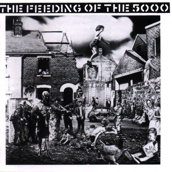 Crass - Feeding of the 5000 LP