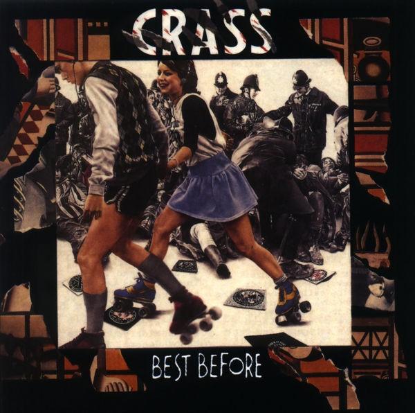 Crass - Best Before 1984 LP