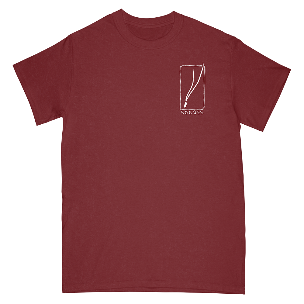 Needle Tee (Red)