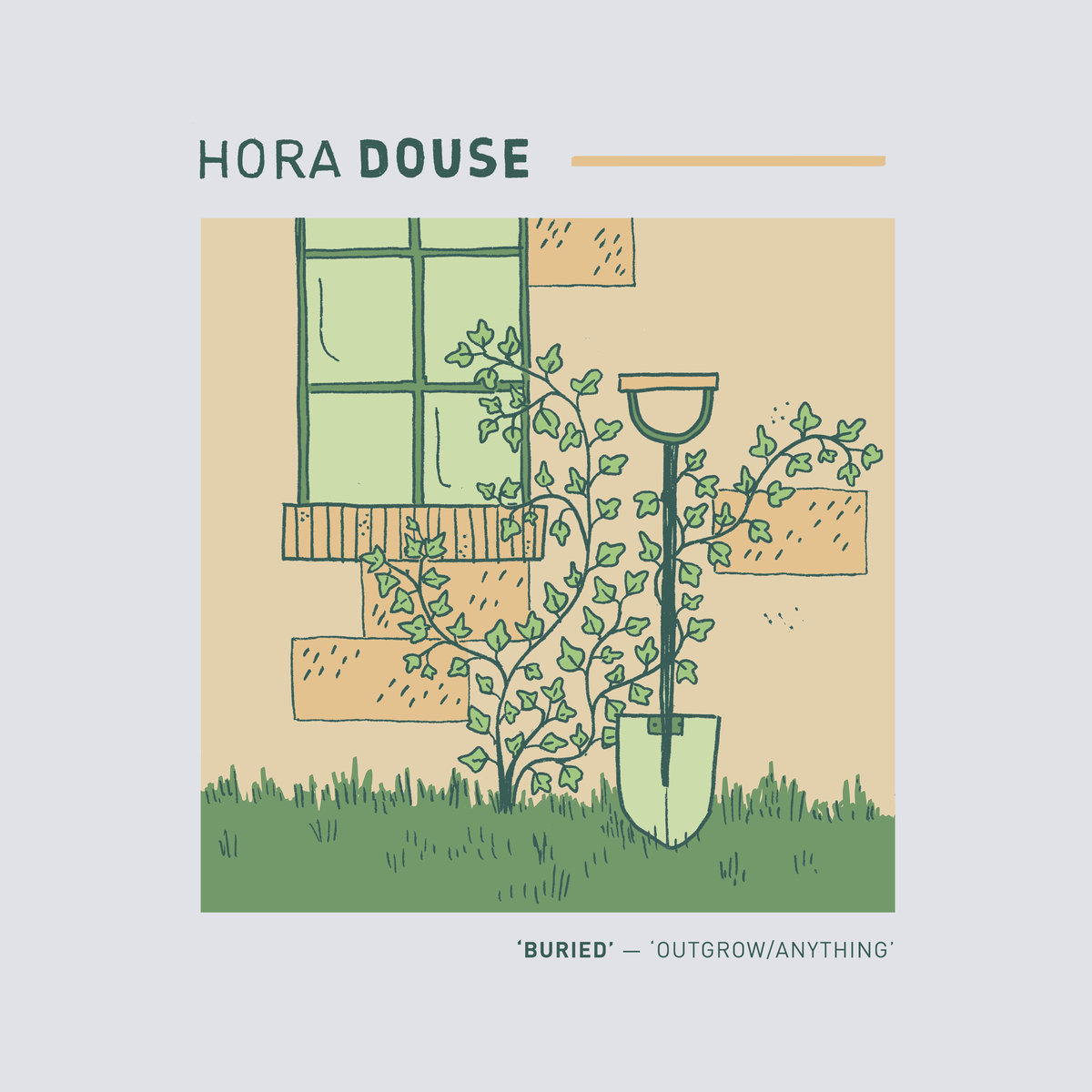 Hora Douse - Buried 7""