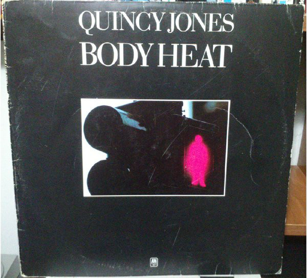 Quincy Jones – Body Heat LP (A&M Records)