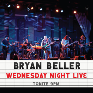 Bryan Beller WEDNESDAY NIGHT LIVE CD