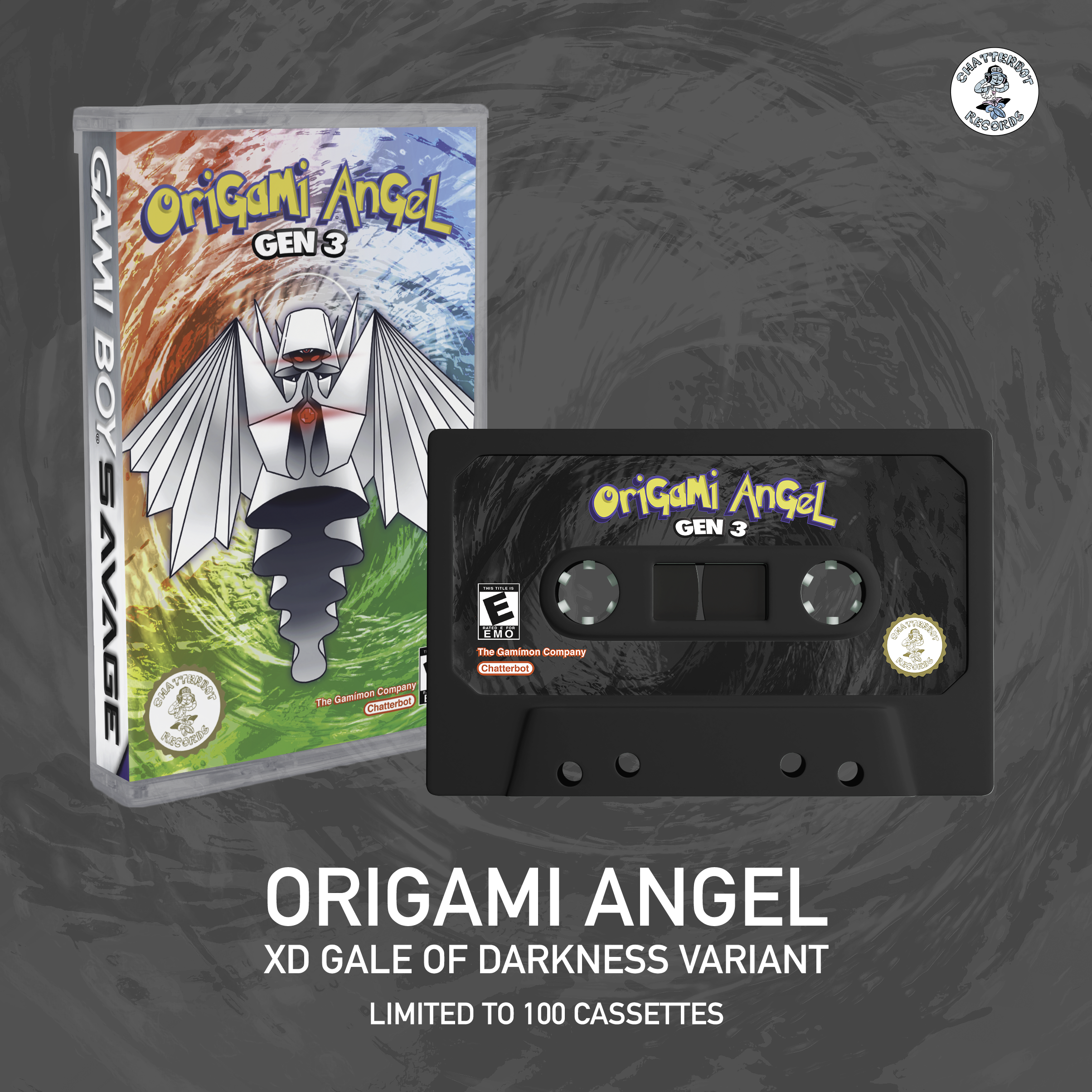 *SOLD-OUT* Origami Angel - Gen 3 (2nd Run PRE-ORDER)