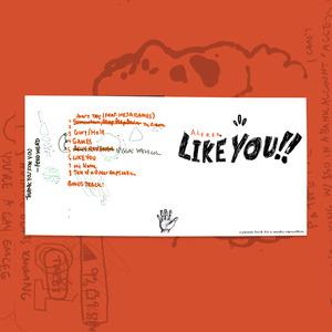 Alfred. - Like You!! Zine