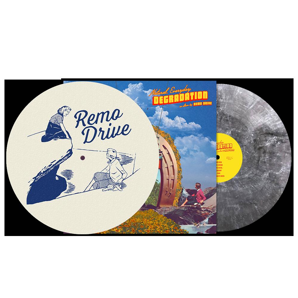 Slip Mat + Vinyl Bundle