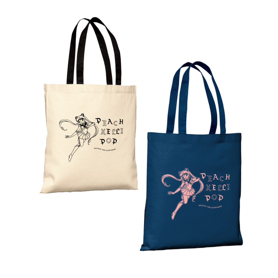 Sailor Moon Tote Bags
