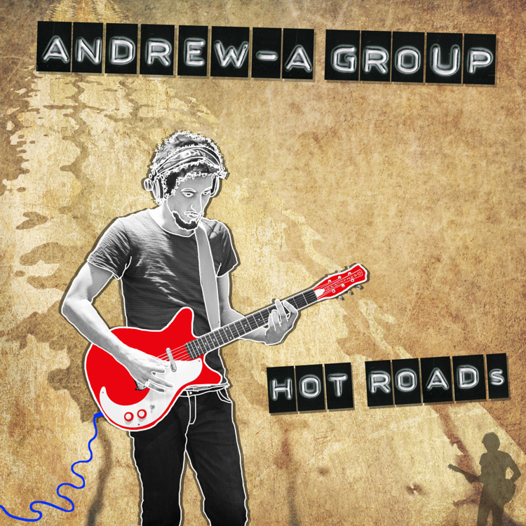 Andrew-A - Funky Crank (single)