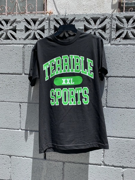 Jean Dawson - TERRIBLE SPORTS Shirt (Limited Edition)