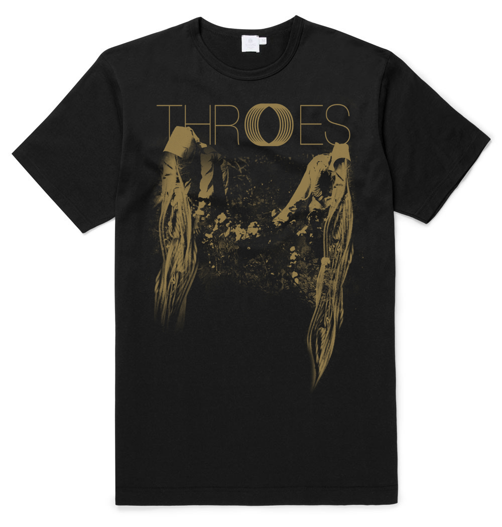 THROES - Shirt PREORDER