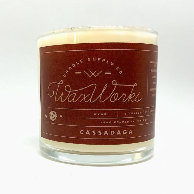 Cassadega Candle