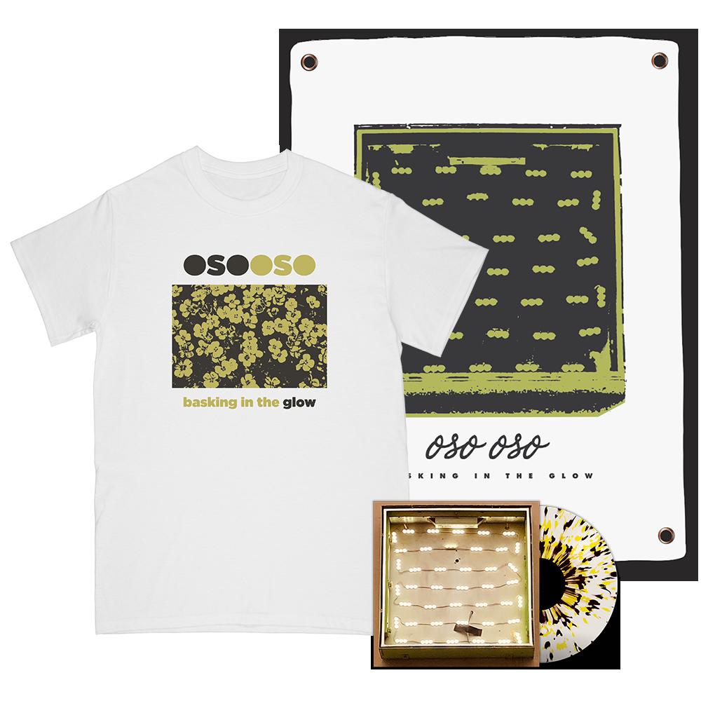 Shirt + Flag + Vinyl or CD