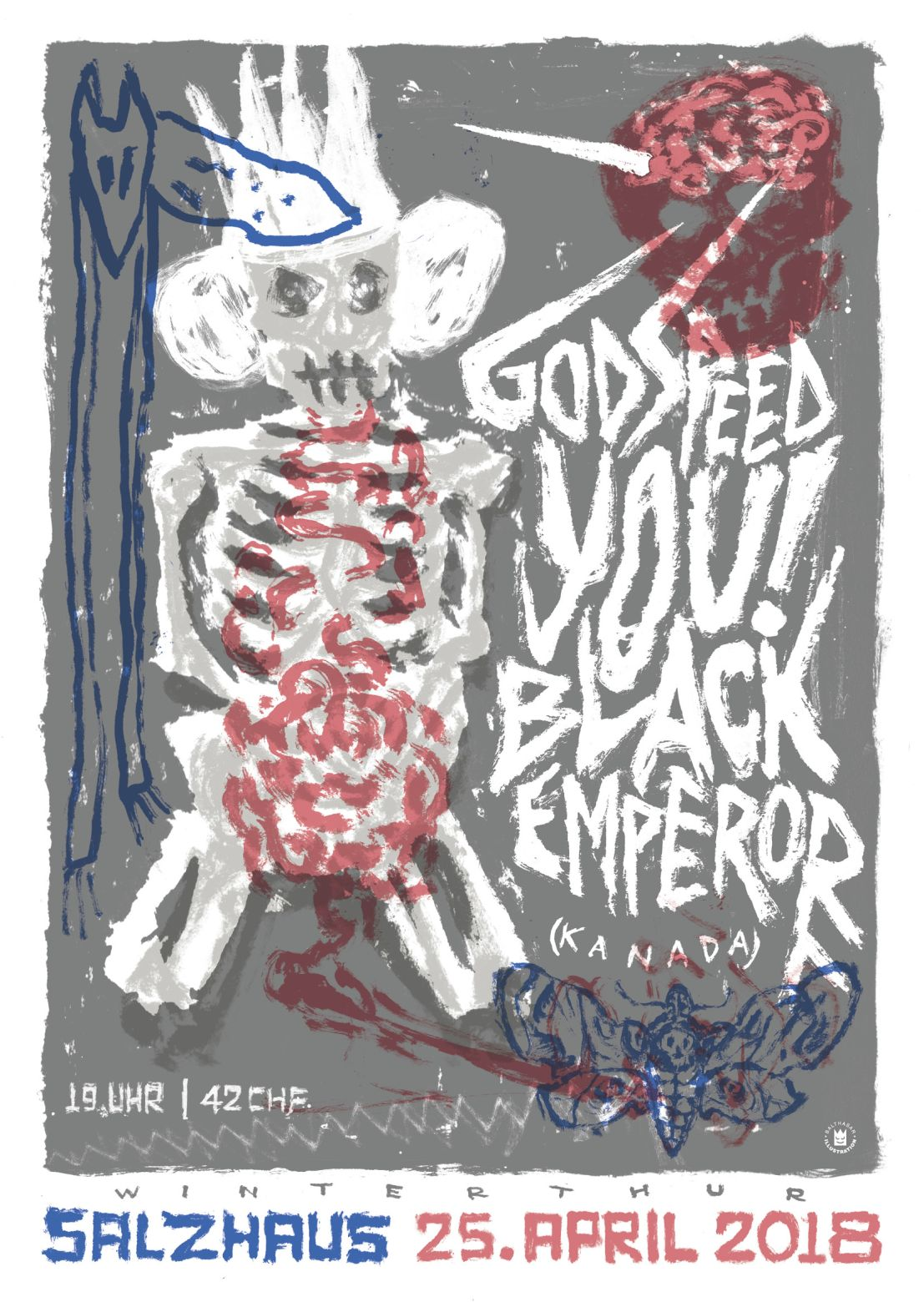 GODSPEED! YOU BLACK EMPEROR