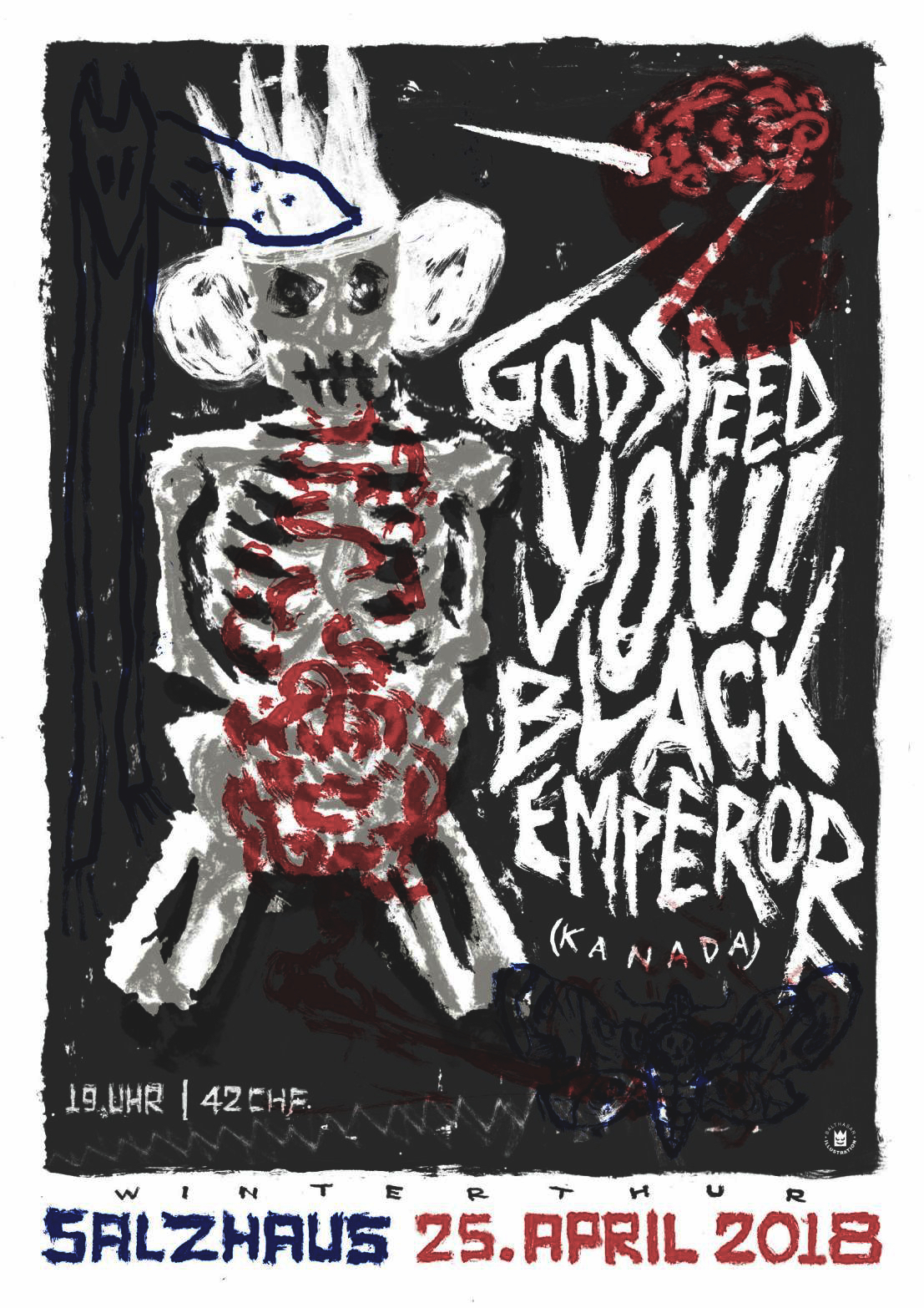 GODSPEED! YOU BLACK EMPEROR