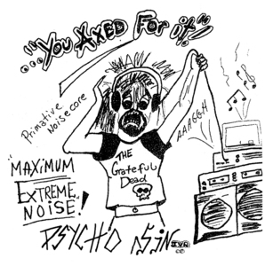 Psycho Sin - You Axed For It 7