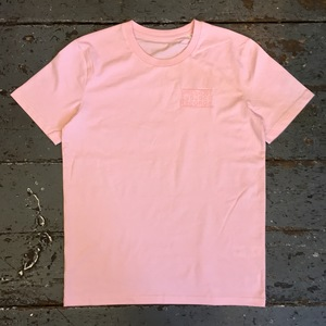 Specialist Subject - Embroidered Logo Shirt Pink