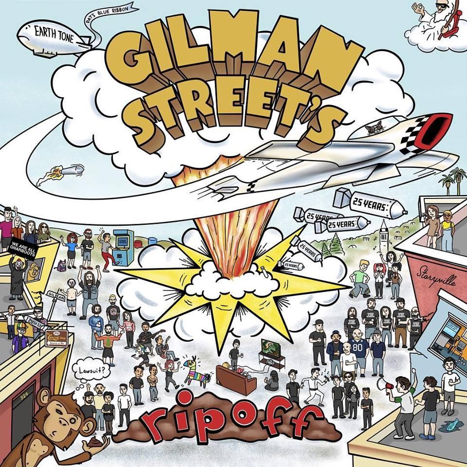 Gilman Street's Ripoff (Dookie Tribute LP)