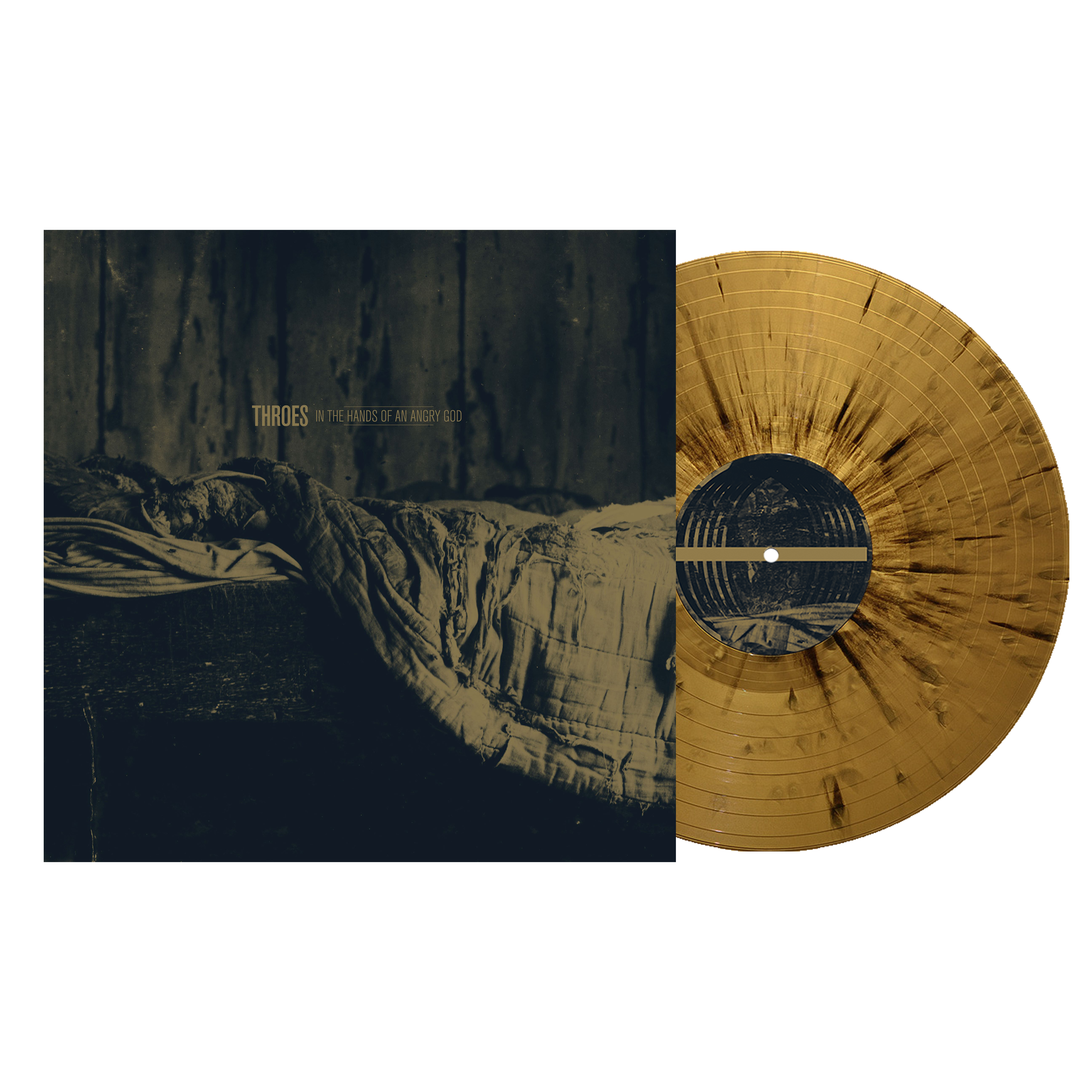 THROES - In The Hands Of An Angry God PREORDER