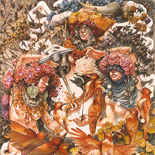 Baroness - Gold & Grey LP