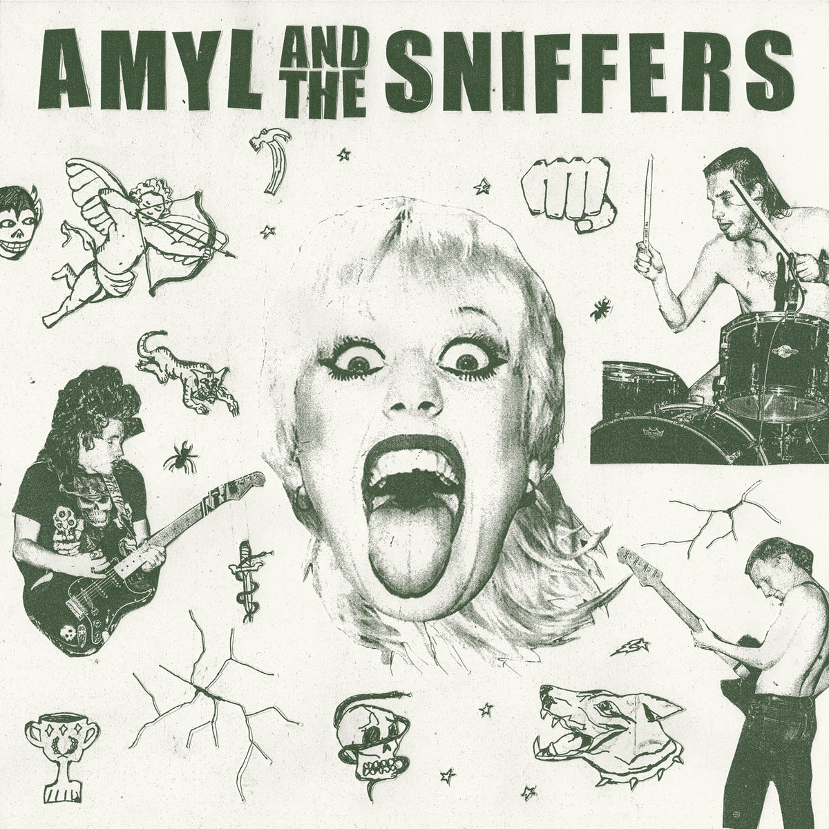 Amyl and the Sniffers - s/t LP
